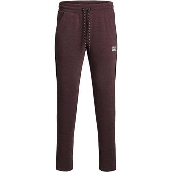 Joggingtøj / Træningstøj Jack & Jones  12174947 JJIWILL JJPOUL SWEAT PANT NB PORT ROYALE