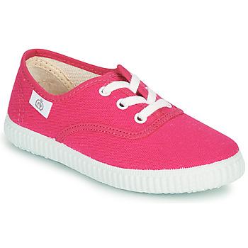 Sko Pige Lave sneakers Citrouille et Compagnie KIPPI BOU Pink