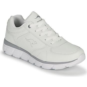 Sko Dame Lave sneakers Kangaroos KR-ARLA Hvid