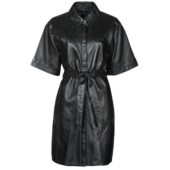 textil Dame Korte kjoler Oakwood BREAK Sort