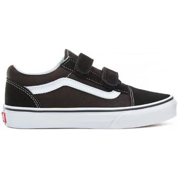 Sko Børn Lave sneakers Vans Old skool v Sort