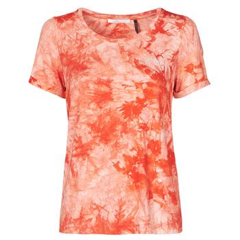 textil Dame T-shirts m. korte ærmer Les Petites Bombes BRISEIS Orange