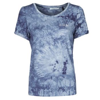 textil Dame T-shirts m. korte ærmer Les Petites Bombes BRISEIS Marineblå