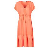 textil Dame Korte kjoler Les Petites Bombes BRESIL Orange