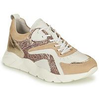 Sko Dame Lave sneakers Philippe Morvan VOOX V1 Hvid / Beige