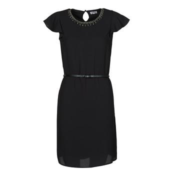 textil Dame Korte kjoler Liu Jo WA1561-T9767-22222 Sort