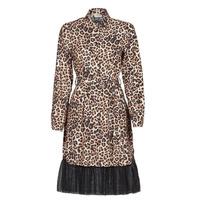 textil Dame Korte kjoler Liu Jo WA1218-T9147-T9680 Leopard