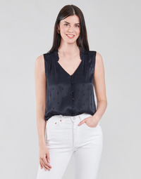 textil Dame Toppe / Bluser Liu Jo WA1044-T4758-93923 Marineblå