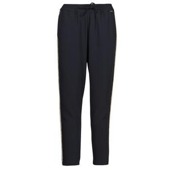 textil Dame Løstsiddende bukser / Haremsbukser Liu Jo WA1111-T7982-93923 Marineblå