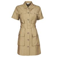 textil Dame Korte kjoler Liu Jo WA1301-T4818-X0365 Beige