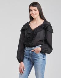 textil Dame Toppe / Bluser Liu Jo WA1084-T5976-22222 Sort