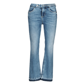 textil Dame Bootcut jeans Liu Jo MONROE Blå / Medium