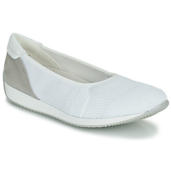 Sko Dame Lave sneakers Ara PORTO-FUSION4 Hvid
