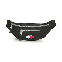Tasker Bæltetasker Tommy Jeans TJM HERITAGE BUMBAG Sort