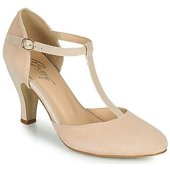 Sko Dame Højhælede sko Betty London EPINATE Pink