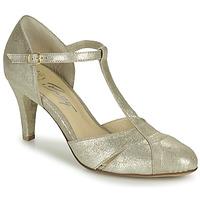 Sko Dame Højhælede sko Betty London MASETTE Guld