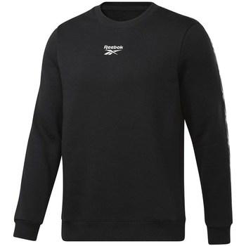 textil Herre Sweatshirts Reebok Sport TE Tape Crew Sort