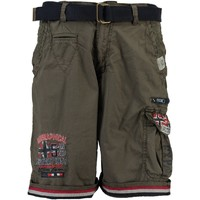 textil Dreng Shorts Geographical Norway PACOME Grå