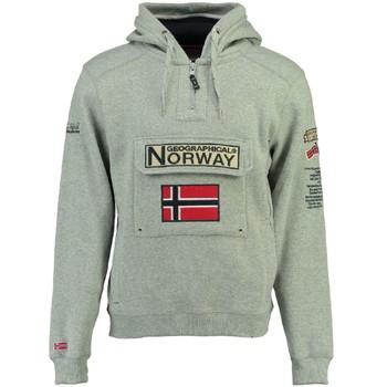 textil Dreng Sweatshirts Geographical Norway GYMCLASS Grå