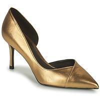 Sko Dame Højhælede sko Minelli GYLIANE Bronze