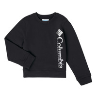 textil Pige Sweatshirts Columbia COLUMBIA PARK FRENCH TERRY CREW Sort