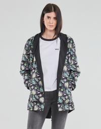 textil Dame Parkaer Vans MERCY REVERSIBLE PARKA Sort