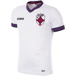 textil Herre T-shirts m. korte ærmer Copa Football Maillot Copa Angleterre blanc