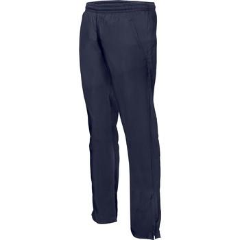 textil Herre Træningsbukser Proact Pantalon de survêtement ajustée bleu marine