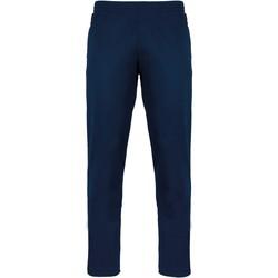 textil Træningsbukser Proact Pantalon de survêtement bleu marine