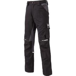 textil Cargo bukser Dickies Pantalon  Gdt Premium noir/gris