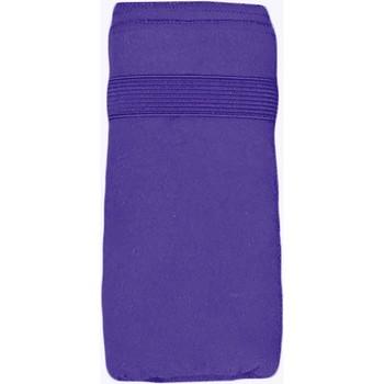 Indretning Herre Håndklæde og badehandske Proact Serviette de Sport Microfibre  30 X 50 Cm violet