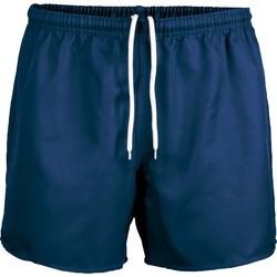 textil Shorts Proact Short Praoct Rugby bleu royal/bleu