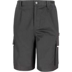 textil Shorts Result Short  Action noir