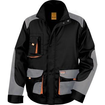 textil Herre Jakker Result Veste  Lite noir/gris/orange