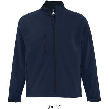 textil Vindjakker Sol's Coupe-vent  Relax bleu abysse