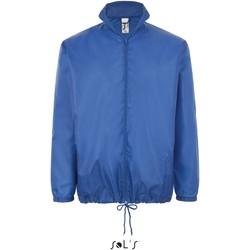 textil Vindjakker Sol's Coupe-vent  Shift bleu royal