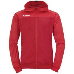 textil Dreng Sportsjakker Kempa Veste  Prime Multi rouge vif/rouge