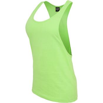 textil Dame Toppe / T-shirts uden ærmer Urban Classics Débardeur femme Urban Classic loose neon vert fluo