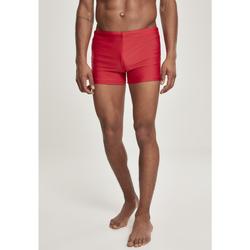 textil Herre Shorts Urban Classics Maillot de bain Urban Classic trunk rouge
