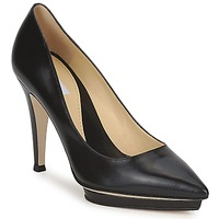 Sko Dame Pumps Moschino CLASSIC HEART Sort
