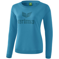 textil Dame Langærmede T-shirts Erima Sweat-shirt femme  Essential bleu clair/bleu