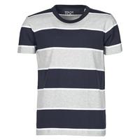 textil Herre T-shirts m. korte ærmer Esprit T-SHIRTS Blå
