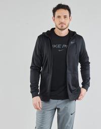 textil Herre Sweatshirts Nike TF HD FZ Sort / Grå