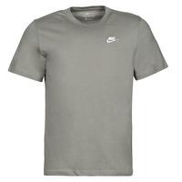 textil Herre T-shirts m. korte ærmer Nike NSCLUB TEE Kaki