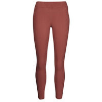 textil Dame Leggings Nike NSESSNTL 7/8 MR LGGNG Brun / Hvid