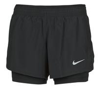textil Dame Shorts Nike 10K 2IN1 SHORT Sort