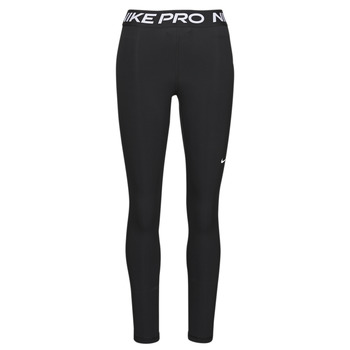 textil Dame Leggings Nike NIKE PRO 365 TIGHT Sort / Hvid