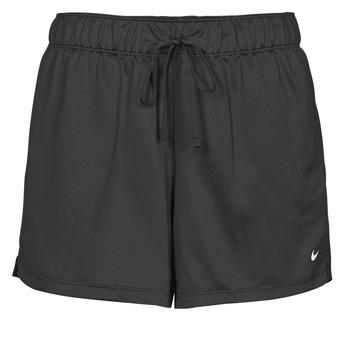 textil Dame Shorts Nike DF ATTACK SHRT Sort / Hvid