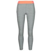 textil Dame Leggings Nike NIKE PRO TIGHT 7/8 FEMME NVLTY PP2 Grå / Orange / Hvid