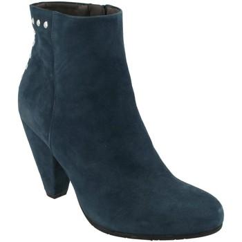 Sko Dame Høje støvletter She - He  Azul